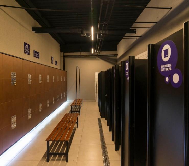 Foto da academia Guarulhos