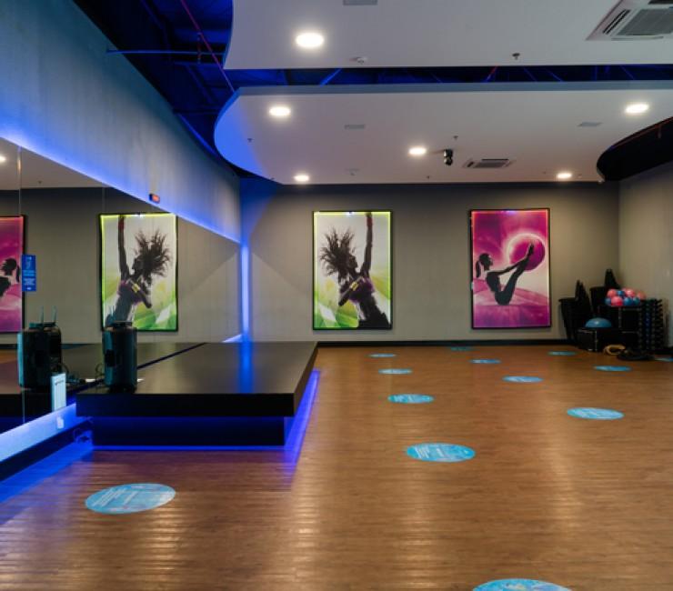 Foto da academia DF Plaza Shopping